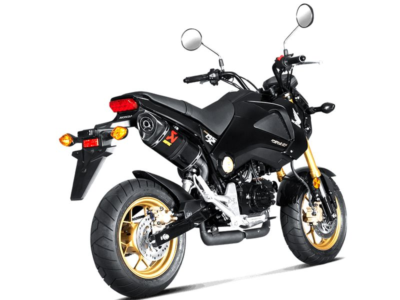 Escape Akrapovic S-H125SO1-HAPC