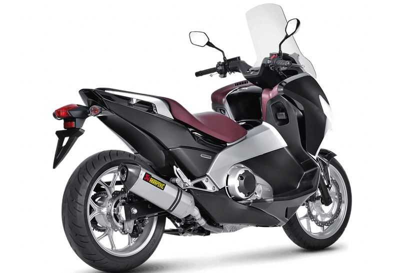 Escape Akrapovic S-H7SO1-HT