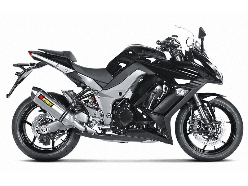 Escape Akrapovic S-K10R6-ZT