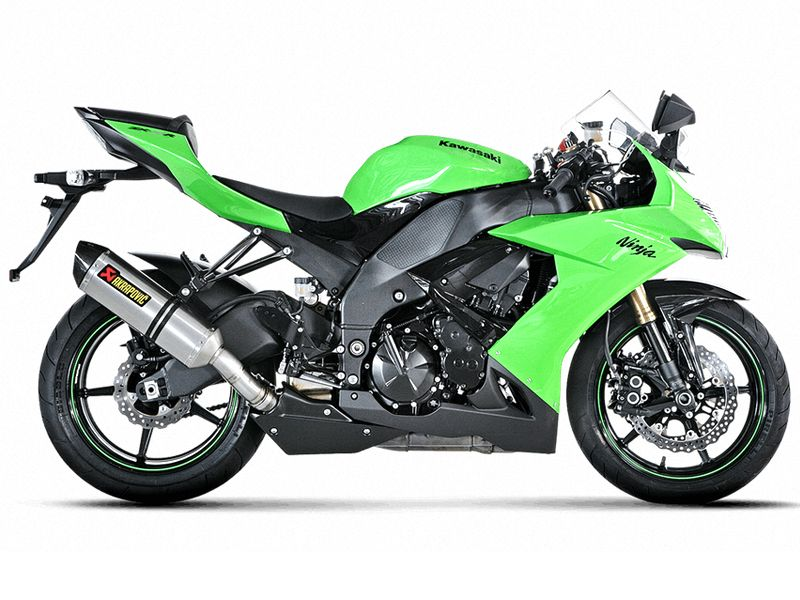 Escape Akrapovic S-K10SO4-HZC