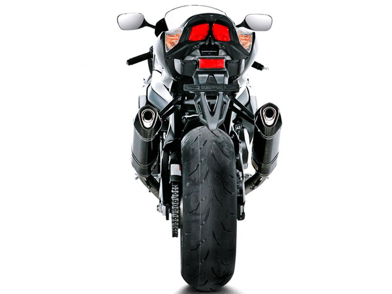 Escape Akrapovic S-S10SO6-HZC