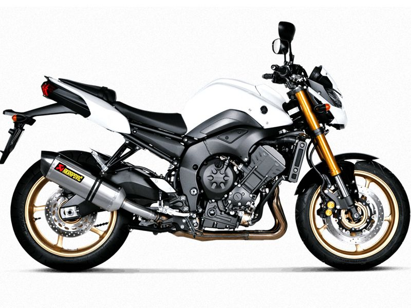 Escape Akrapovic S-Y8SO1-HRT