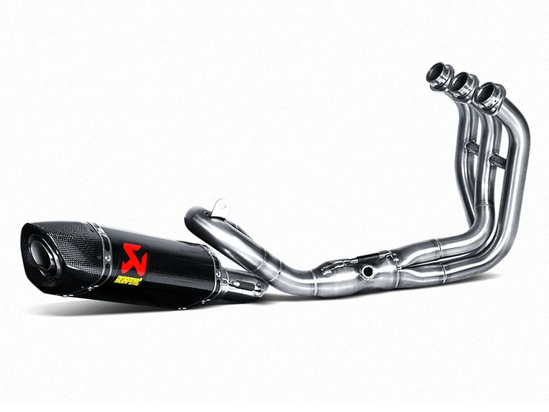 Escape Akrapovic S-Y9R2-AFC