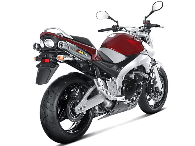Escape Akrapovic SS-S6SO7-HHAH