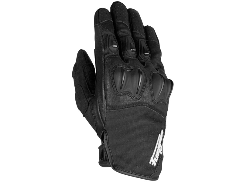 Guantes Furygan Graphic Lady Negro