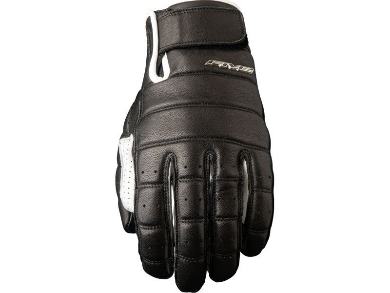 Guantes Five California Negro Blanco
