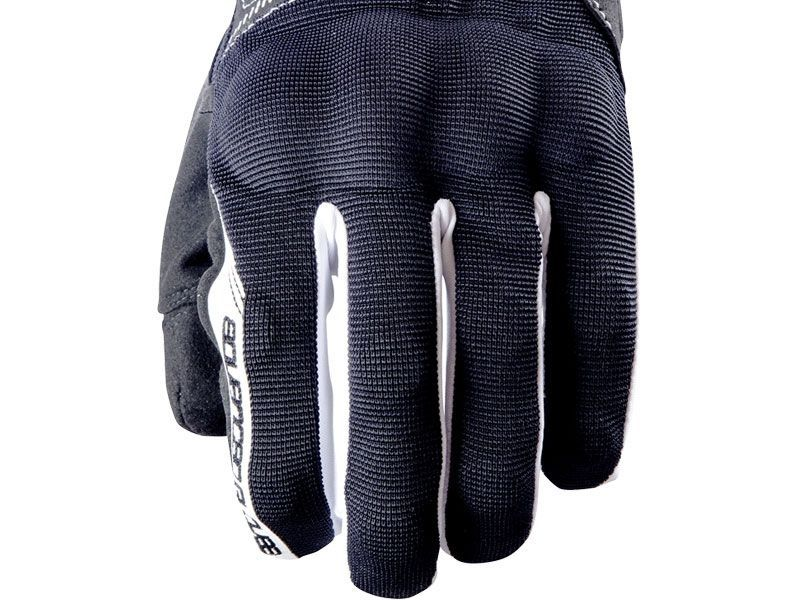 Guantes Five RS3 Negro  Blanco