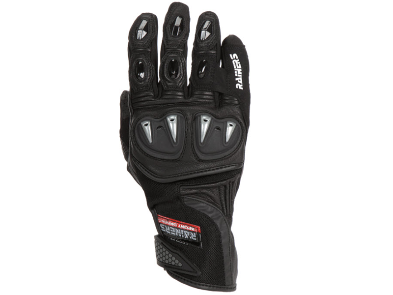 Guantes Rainers Dinamic Negro