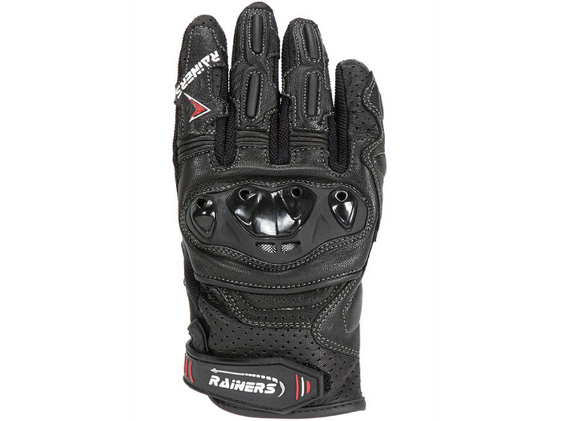 Guantes Rainers Road Negro