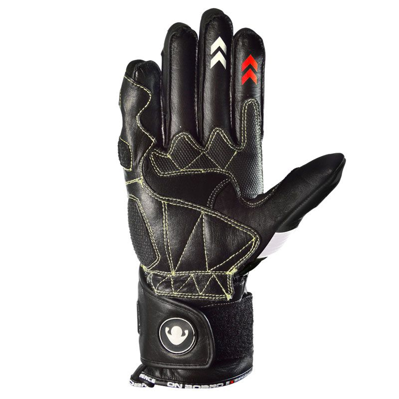 Guantes Onboard Prx-1 Negro-Blanco