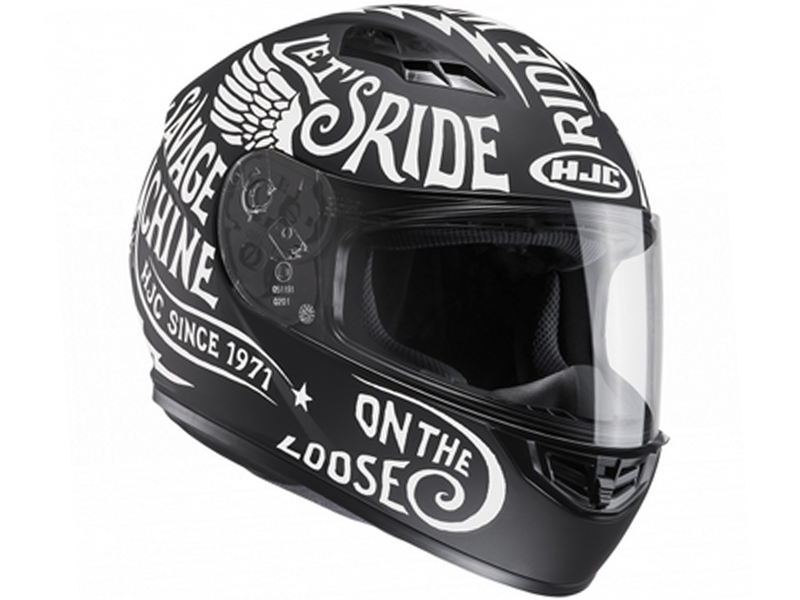 Casco Hjc CS-15 Rebel MC10F