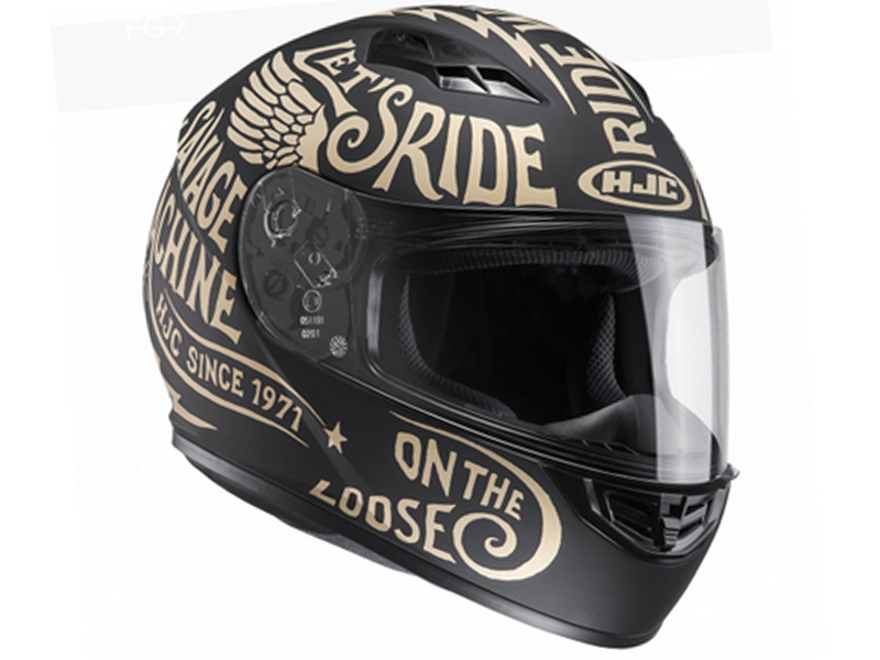 Casco Hjc CS-15 Rebel MC9F