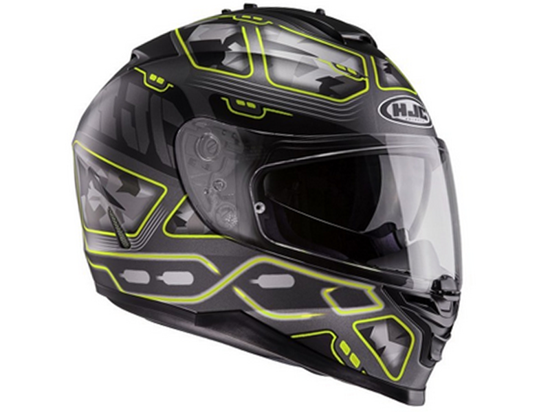 Casco Hjc IS-17 Uruk MC4HSF