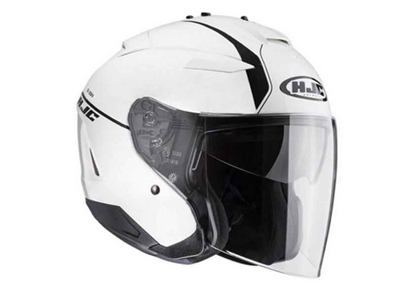 Casco Hjc IS-33 II Niro MC10