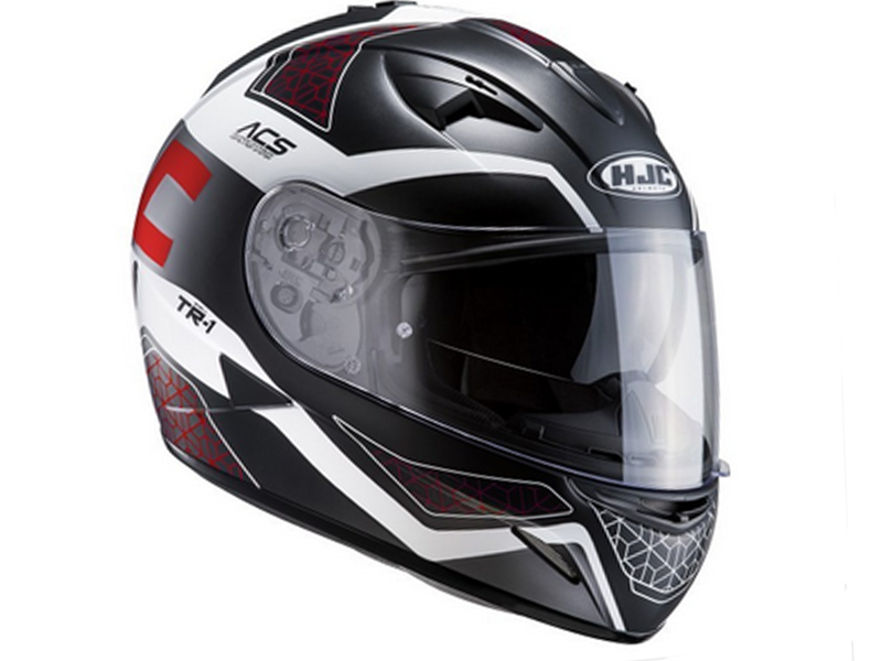Casco Hjc TR-1 Tholos MC1SF