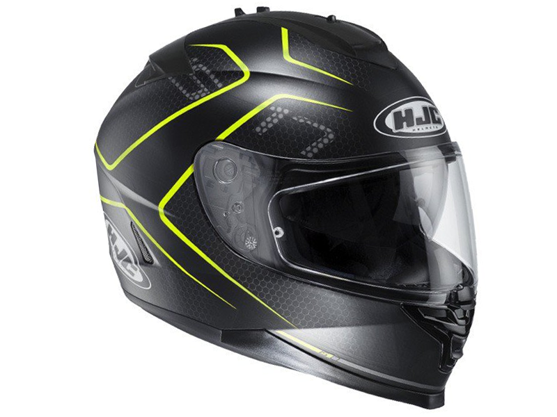Casco Hjc IS-17 Lank MC4HSF