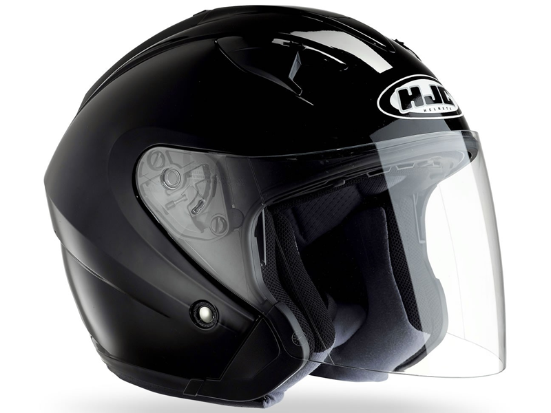 Casco Hjc IS-33 II Negro