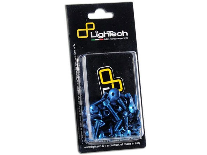 Kit tornillería Lightech 0TTTCOB