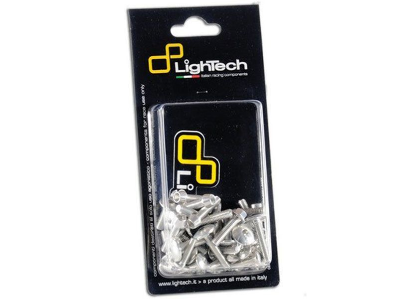 Kit tornillería Lightech 3DDCSIL