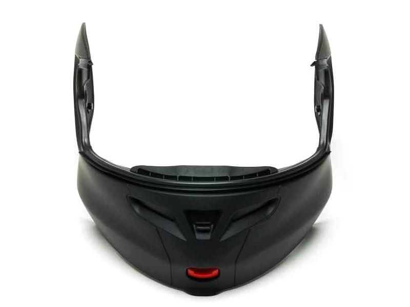 Mentonera Shoei Multitec Negro Brillo