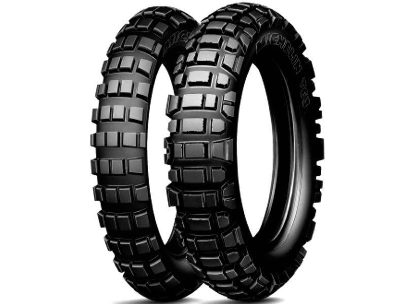 Michelin T63 Road/Dual Sport Front Tire | Dirt Bike | Rocky ...