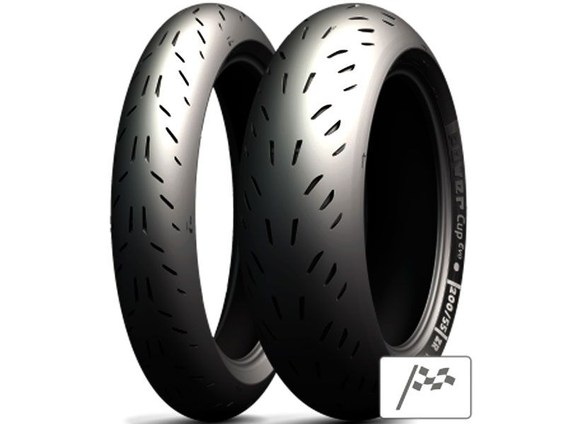 Neumático Michelin Power SuperSport Evo 190/55/17 75W