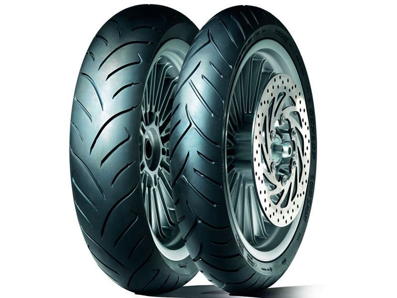 Neumático Dunlop Scootsmart 140/60/14 64S TL R