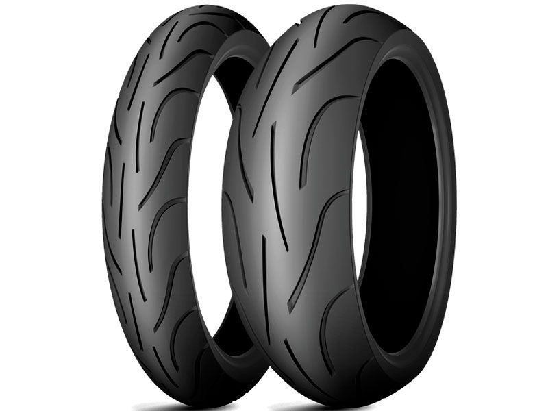Neumático Michelin Pilot Power 2CT 180/55/17 73W