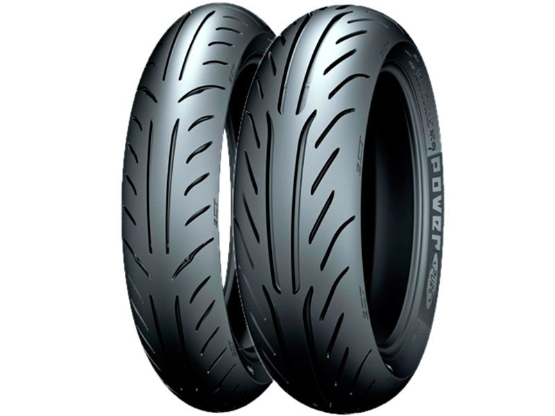 Neumático Michelin Power Pure SC 130/80/15 63P