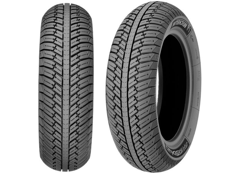 Neumático Michelin City Grip Winter 100/80/16 56S