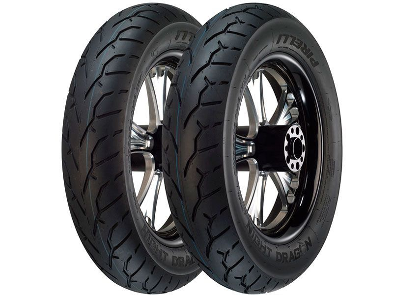 Neumático Pirelli Night Dragon 160/70/17 V73