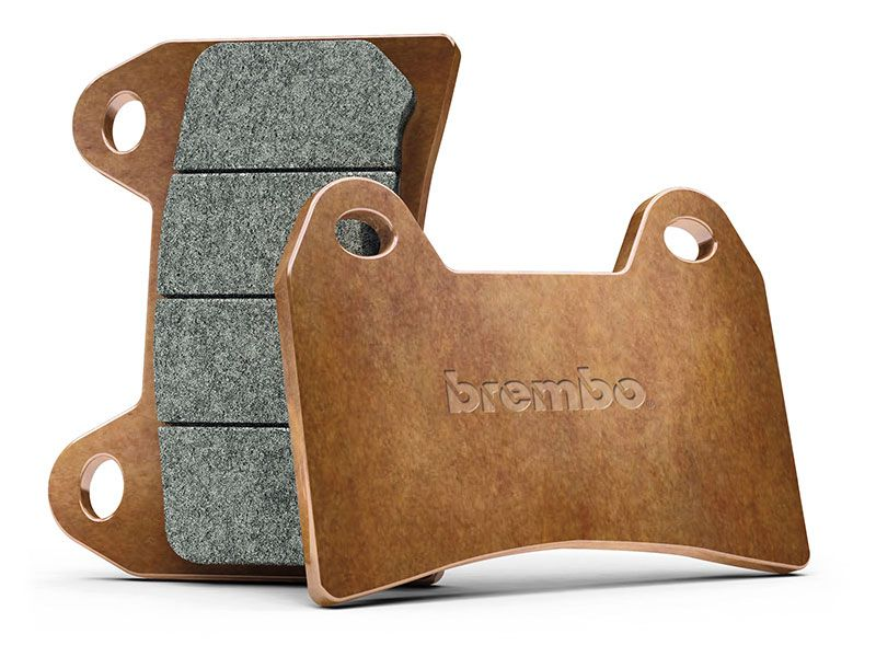 Pastillas freno Brembo 07BB0258