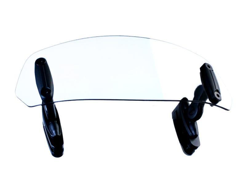 277 x 100 mm Transparente con Plantilla Puig 5852W Visera Multiregulable