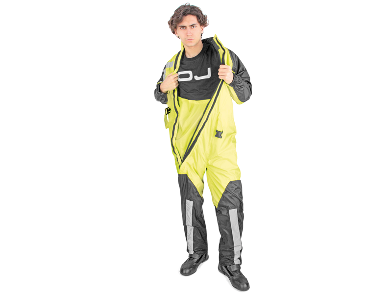 Impermeable Oj Total Fluo
