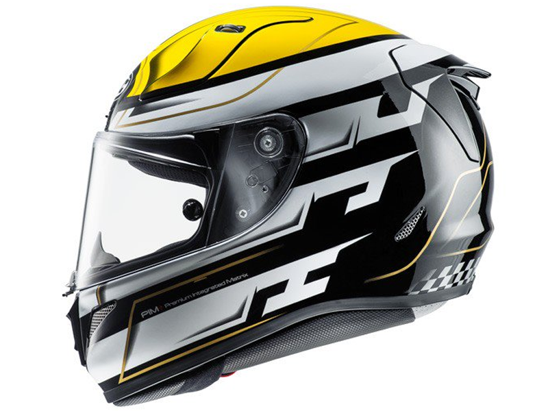 Casco Hjc Rpha 11 Skyrym MC3