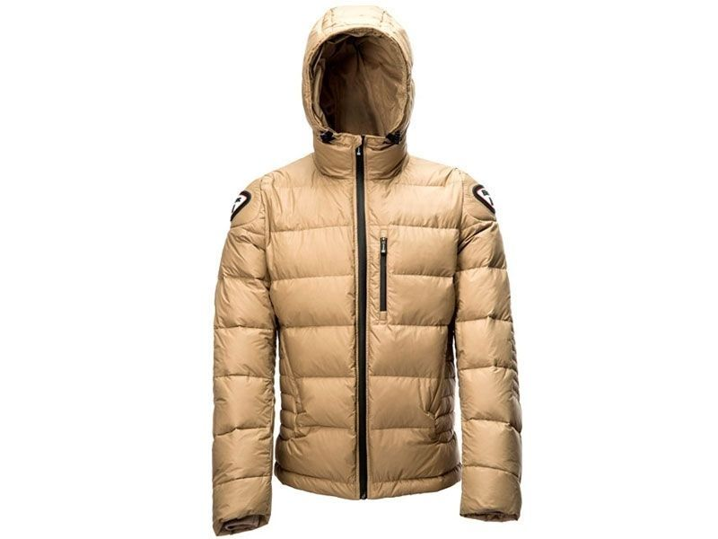 Chaqueta Blauer Easy Winter Beige